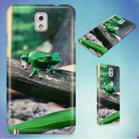 FROG GREEN TREE FROG HARD CASE FOR SAMSUNG GALAXY PHONES