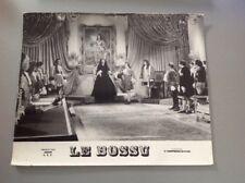 PHOTO D'EXPLOITATION (LOBBY CARD) : LE BOSSUS