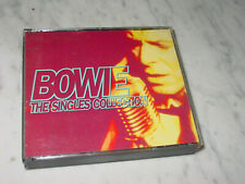 The Singles Collection by David Bowie  2 CD Set!