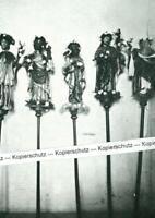Stachesried - Zunftstangen in der Kirche - wohl um 1950 -   S 25-33