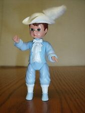 McDonald's 2010 Madame Alexander Prince Charming Blue Outfit Boy Doll Figure 5""