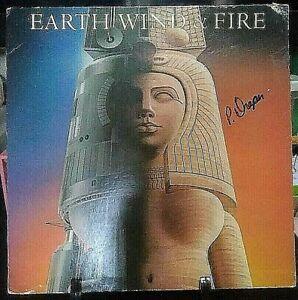 EARTH, WIND & FIRE Raise! Album Released 1981 Vinyl Collection USA Press