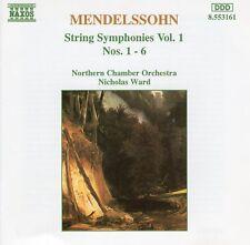 Mendelssohn - String Symphonies Nos. 1 - 6