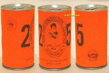 1997 MISS OLD FROTHINGSLOSH CHAPTER BEER CAN LAWRENCEVILLE,Pa IRON CITY GIRL