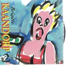 CD album - BRIGITTE KAANDORP - No 2 -  NEDERLANDS CABARET