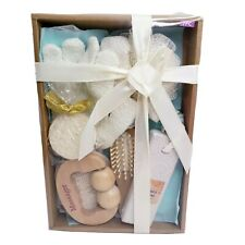 Bath Beauty Gift Set Pumice Stone Loofha Massager Skin Exfloating 7 Piece