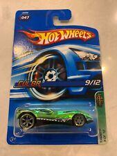 2006 Hot Wheels Treasure Hunts Cul8r #47