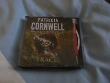 5 CD AUDIO BOOK : TRACE by PATRICIA CORNWELL read by CAROLYN McCORMICK