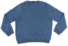 LNWOT J. CREW Blue Wool Sweater Men Size XL NR