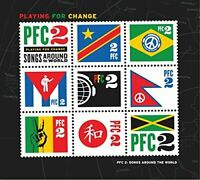 Playing For Change - PFC 2: Songs Around The World (NEW CD+DVD)