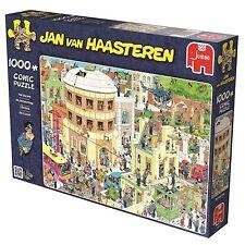 Jan van Haasteren Puzzle Die Flucht 19013 Jumbo 1000 Teile NEU OVP