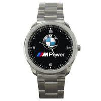 BMW Logo Sport Metal Watch Packet M3 M4 M5 X5 X6