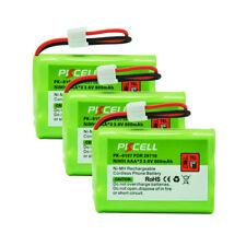 3x AAA 800mAh 3.6v Cordless Phone Battery for Motorola SD-7501 AT&T 29710 CTB69