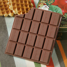 Novelty Scented Chocolate Shape Blank Page Small Notebook Pocket Memo Pad