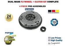 FOR SEAT IBIZA 1.6TDI 2009->ON DUAL MASS FLYWHEEL + CLUTCH KIT COMPLETE + BOLTS