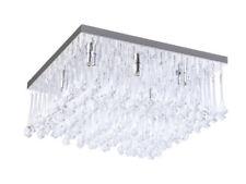 Artículos de iluminación de techo de interior para el baño de cristal