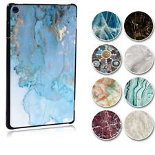 Slim Marble tablet Shell Cover Case for Amazon Fire 7/HD 8/ HD 10 with alexa