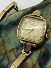 Ribaux Vintage Watch W 10K 12K GF Untested