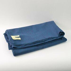 Pendleton Wool Plaid Fabric New Purple 2 Yards (74X59.5 In)