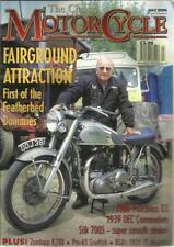July The Classic Motorcycle Magazines in English