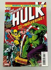 The Incredible Hulk #181  1st Appearance of Wolverine Facsimile Comic VF/NM