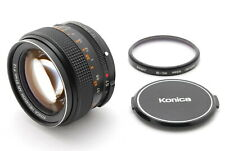 【EXC+++++】KONICA HEXANON AR 57mm f/1.2 AE AR Mount  From JAPAN