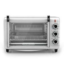 Black & Decker Crisp N' Bake Air Fry Toaster Oven TO3215SS