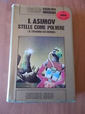 Isaac Asimov STELLE COME POLVERE 1° ed. Editrice Nord 1982 Cosmo Oro n. 3
