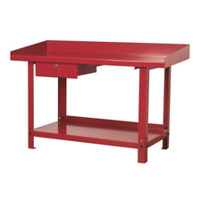 Sealey Workbench Steel 1.5m with 1 Drawer - AP1015