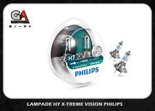 Philips h7 x-treme vision +130% luce bianca ghiaccio