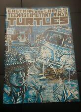 Teenage Mutant Ninja Turtles #3 1st print signed w/ head sketch by Kevin Eastman