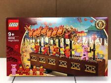LEGO 80102 Chinese New Year Dragon Dance ASIA EXCLUSIVE! In stock! US SELLER.
