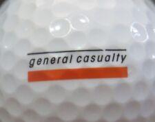 (1) General Casualty Insurance Logo Golf Ball