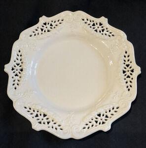 Leeds Pottery Creamware Plate