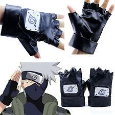 Anime Cosplay Gift Naruto Kakashi Hatake Gloves Ninja Weapon Kunai Itachi Sasuke