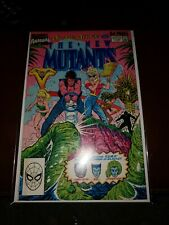 The New Mutants Annual #5 NM 1st Rob Liefeld Story 1st Team App of SURF 1989