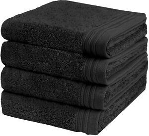 "Weidemans® Premium 4 Pieces Hand Towel Set  4 x Hand Towel(18"" x 30"")"