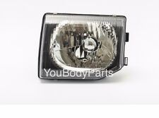 Clear Headlights for Mitsubishi Montero / Pajero 1997 - 1999 Front Left Side