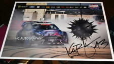 KEN BLOCK #43 Signed  LARGE THICK LARGE FORD PROMO POSTER- X-Games *Monster *DC