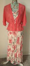 Silk Tea Dress Regular Size Dresses for Women