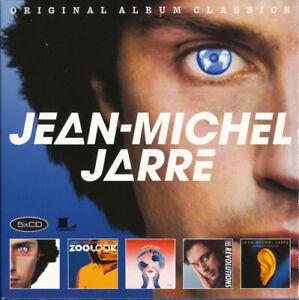 Jean-Michel Jarre - Original Album Classics - 5CD Set