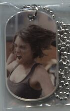 The walking Dead Season 3 Dog Tag #14 of 36 Maggie (Regular)