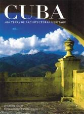 Cuba: 400 Years of Architectural Heritage-ExLibrary