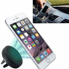 Magnetic Car Air vent Mount Holder Phone Cradle Kit For Apple iPhone X XR UK