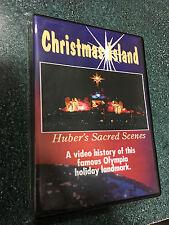Christmas Island DVD of Olympia WA Landmark