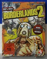 Borderlands 2 Playstation 3 uncut SEHR GUT in OVP und Anleitung 2K Games USK 18