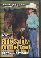 Ride Safely on theTrail (Trail Training 95 Min. DVD) With Stacy Westfall