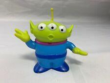 "Disney Toy Story Pizza Planet Claw Crane Alien 3.5"" Tall Plastic Figure Mattel"