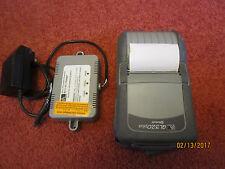 Zebra QL 320 PLUS Label Thermal Printer Bluetooth with Adapter Q4D-0UB