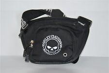 Harley-Davidson sac de ceinture Willie G. Skull